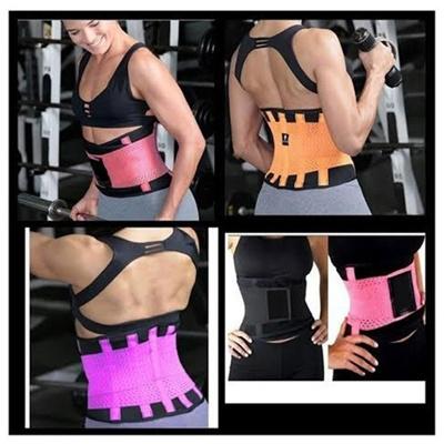 eba3d6c2f8ca8 Qoo10 - HEXIN Sweat Belt for Women Slimming Body Shaper Waist Belt Girdles  Fit...   Women s Clothing