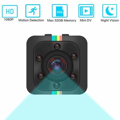 Qoo10 - Hidden Spy Camera Mini Motion Detection Security Camera Full