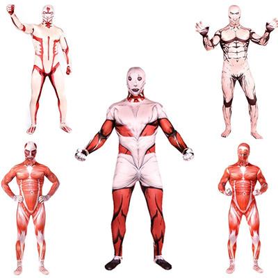 Qoo10 High Quality Attack On Titan Men Cosplay Costume Adult