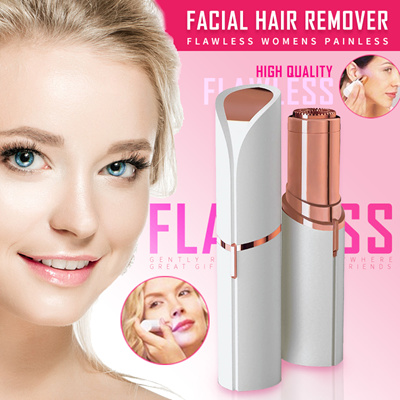Facial hair in girls