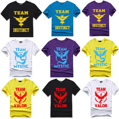 3724f79fb Qoo10 - Pokemon Go T Shirt : Sportswear