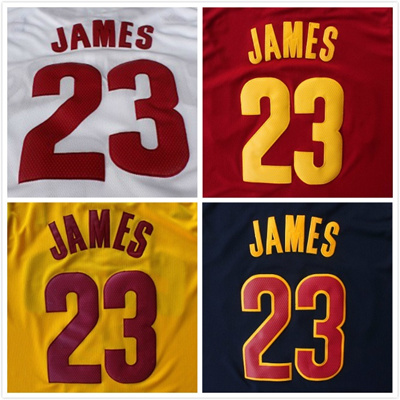 super popular db482 6a7d6 High Quality Mens 23 LeBron James Jersey, Cheap New REV 30 Stitched Logo  LeBron James Basketball Jer