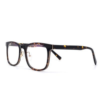 8b3f7d9a2ce Qoo10 - HKUCO Casual Fashion Horned Rim Rectangular Frame Clear Lens Eye  Glass...   Fashion Accessor.