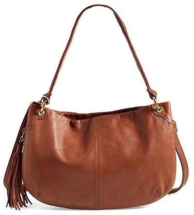 c31681b63b40e Hobo Womens Vale Brandy Vintage Leather Shoulder Bag