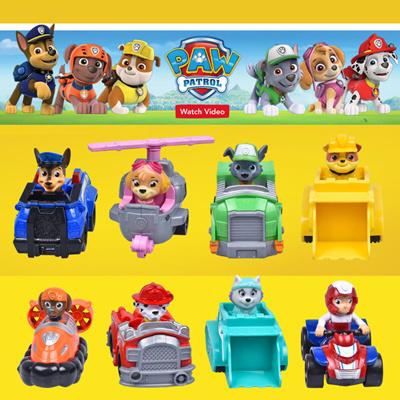 Holiday Sale Nickelodeon Paw Patrols Cars Ryder Marshall Chase Skye Zuma  Rocky Everest  SG Stock