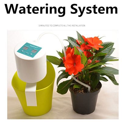 225 & Home Automatic Plant Self Watering Gardening Irrigation Timers Flower Pot