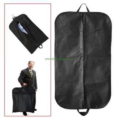 a1c413a6d84 Qoo10 - Home Black Suit Dress Coat Shirt Garment Clothes Storage Bag Travel  Ca...   Bedding   Rugs  .