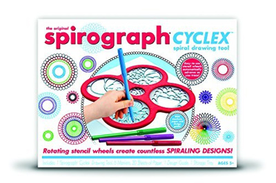 (Home Comforts) Spirograph Cyclex Kit New (Size:Glossy Exclusive Paper)