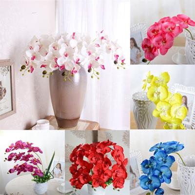 Qoo10 Home Decor Artificial Flowers Flores Artificiais Diy