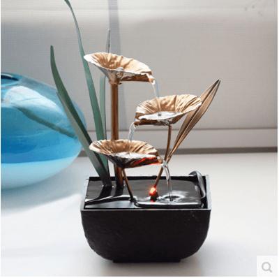 Home Decoration Crafts Rockery Bonsai Humidifier Lucky Decoration