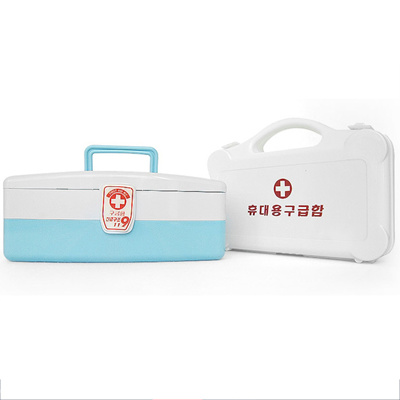 Home Doctor First Aid Kit Medical Supplies Storage