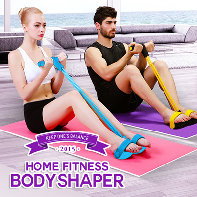 a77d6efb5d611 Home Fitness BODY SHAPER   Easy&Compact Home Body Fitness   Muscular  Exercise   Body Slimming Exercise
