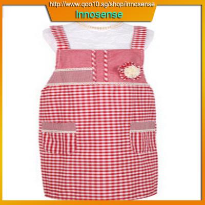 0948ed69c58 Home Korean fashion the lattice Home Furnishing apron lovely princess tea  shop kitchen coverall apro