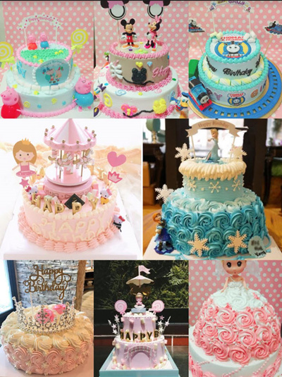 Homemade Birthday Cake Make Special Order Cakes For Your Own Kids Adult