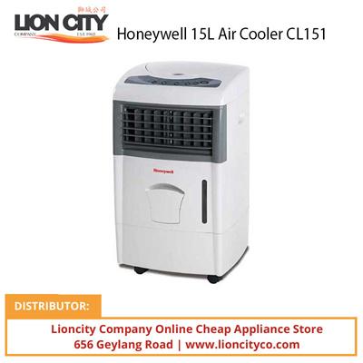 Qoo10 - Honeywell 15L Air Cooler CL151 : Major Appliances