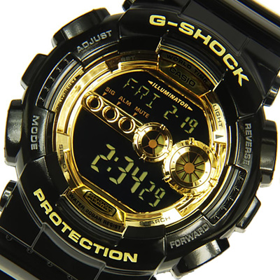 [HOT DEAL!!] Casio G Shock GD 100GB 1 Mens Watch Digital Resin Band (Express)
