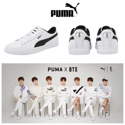 dc4d1884d24 Qoo10 -  Hot Sale  !!! BTS Bangtan Official Goods PUMA X BTS COURT ...