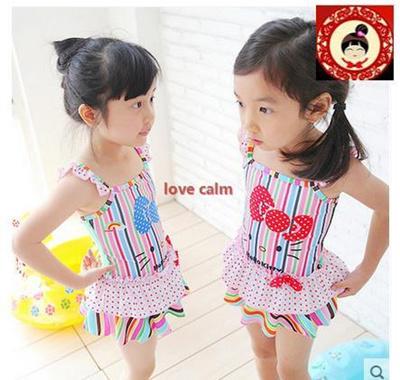 112f2b431 Qoo10 - Hot Sale Girls Baby Swimwear Childrens Swimsuit/girls bikini/fashion  g... : Kids Fashion