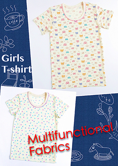 e98e50e05f80 Qoo10 - Hot Sale!!!☆Girls short sleeve T-shirts tops wears☆Special designed  sp...   Kids Fashion