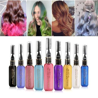 Qoo10 Hot Sale Non Toxic Diy Hair Color One Time Hair