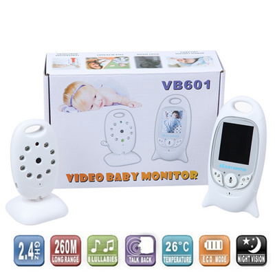 qoo10 hot sales 2 0 inch video baby monitor with wireless security camera. Black Bedroom Furniture Sets. Home Design Ideas