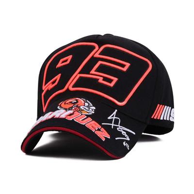 Hot sell Moto Gp Cap Marc Marquez 93 Motorcycle Racing Cap Outdoor Sports  Baseball Cap Marquez b5f540dbdc85