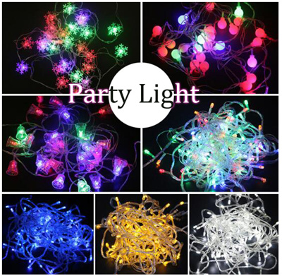 Hot StuffLED Fairy Lights Xmas Decorations Battery Operated LED