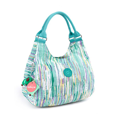 Hot Travel Kipling Bags Cotton Canvas Fashion Character Zipper Card Coin Purse Cometic Bag Cover