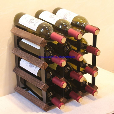 Qoo10 Hot Wine Racks Wooden Wine Holder Bar Glass Holder Rack