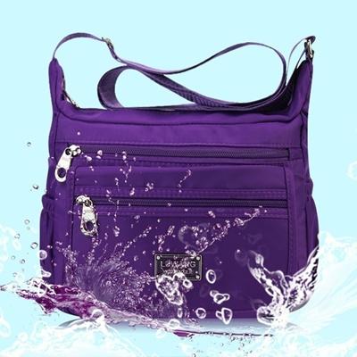8d228fde09e5 Qoo10 - HOT Women Nylon Waterproof Crossbody Bag Casual Outdoor Lady  Shoulder ...   Women s Clothing