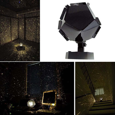 Book Lights 2017 New!romantic Planetarium Star Celestial Projector Cosmos Light Night Sky Lamp New