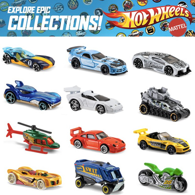 Hotwheelslimited Qty Authentic Hotwheels Cars Assorted Models Bmw Porsche Models Great Gifts For Children