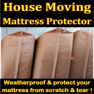 House Moving Mattress Protector ? Mattress Storage Protective Cover ? Mattress Bag ?  sc 1 st  Qoo10 & Qoo10 - Mattress Protector : Household u0026 Bedding