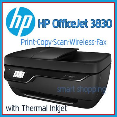 כולם חדשים Qoo10 - HP Printer OJ 3830 : Computer & Game YR-53