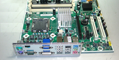 HP PRO 3000 MT SFF MOTHERBOARD P/N:587302-001 622476-001