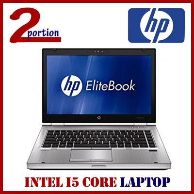 HPREFURBISHED HP ELITEBOOK 2560p LAPTOP /12 5inch DISPLAY/INTEL i5 CORE  /WINDOWS 7/ ONE MONTH WARRANTY