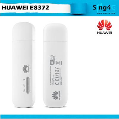 Huawei4G LTE 3G Direct Sim USB Modem Router + Wifi Hotspot Huawei E8372