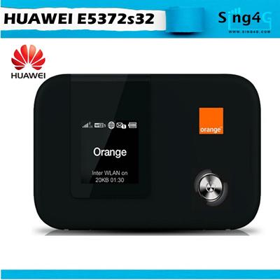 Huawei4G LTE Portable Router / MIFI / Hotspot Modem Huawei E5372