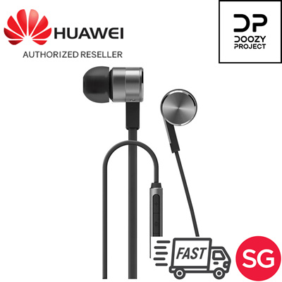 HuaweiHuawei Bass Earphones AM13 / In-ear earbuds / wired 3 5mm /  Headphones with Mic