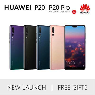 Qoo10 Huawei P20 P20 Pro Handphone Tablet