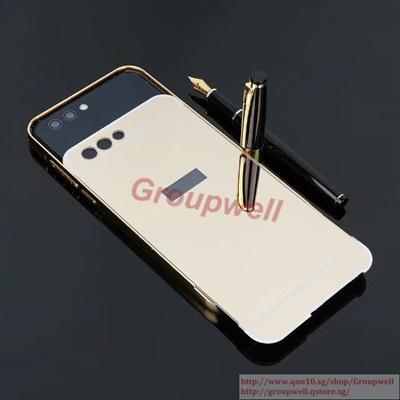 best website 9431d db5a2 Huawei Nova 2i Metal Frame Bumper + Mirror Case 24115