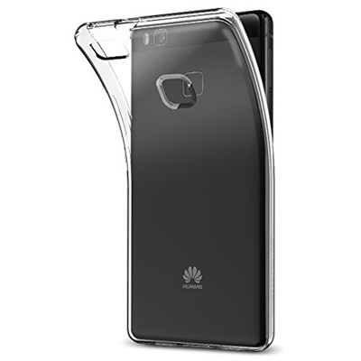 newest 2cbba c9835 Huawei P9 Lite Case, Spigen® [Liquid Crystal] Variation Parent-  (Color:Crystal Clear)