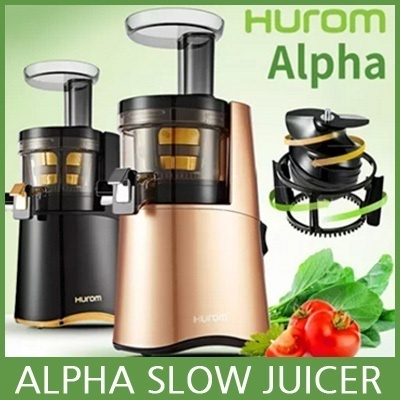 Hurom Slow Juicer Dishwasher Safe : Qoo10 - [Hurom] 100% authentic Alpha Slow juicer / H-AA-LBF17/H-AA-BBF17 / jui... : Home Electronics