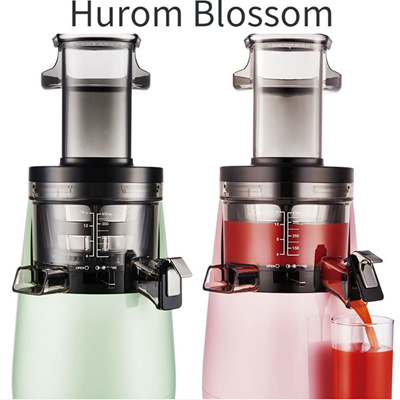 Hurom Slow Juicer New Zealand : Qoo10 - HUROM BLOSSOM Juicer Slow speed Healthy Juicer Extractor Mixer Blender : Home Electronics