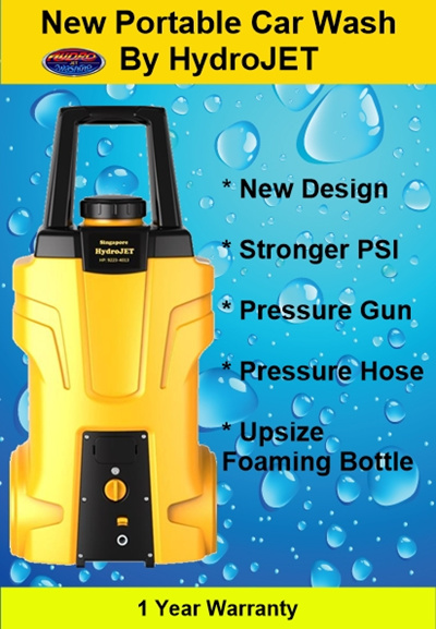 Qoo10 Portable Car Washer Automotive Industry