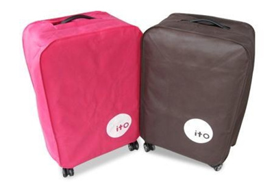 Waterproof Luggage Covers 4 90 3 Sizes 2 Color Suitcase Non Woven