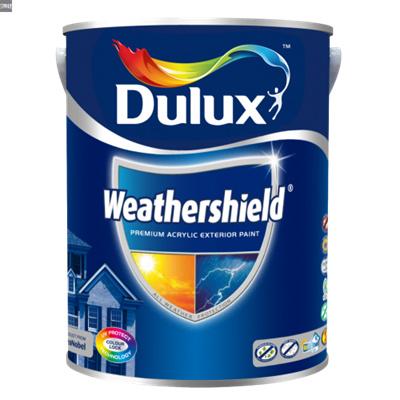 Qoo10 dulux weathershield tools gardening - Exterior painting temperature minimum ...