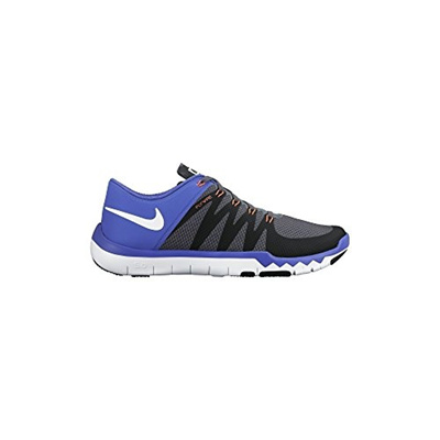 sale retailer 01ae2 bc8ee Icltnike[NIKE] 719922-015 - Men s Free Trainer 5.0 V6 Training Shoe Dark  Grey/Black/Persian Violet/White Si