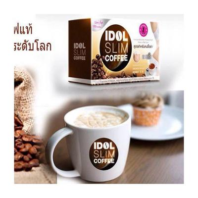 Idol Slim Coffee Powder Drink Instant Diet Weight Loss