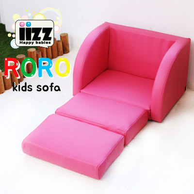 Qoo10 - iizz RORO Kids Sofa and Bed /Sofa/ Baby Kids ...